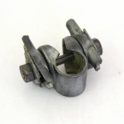 Seatpost saddle clamp