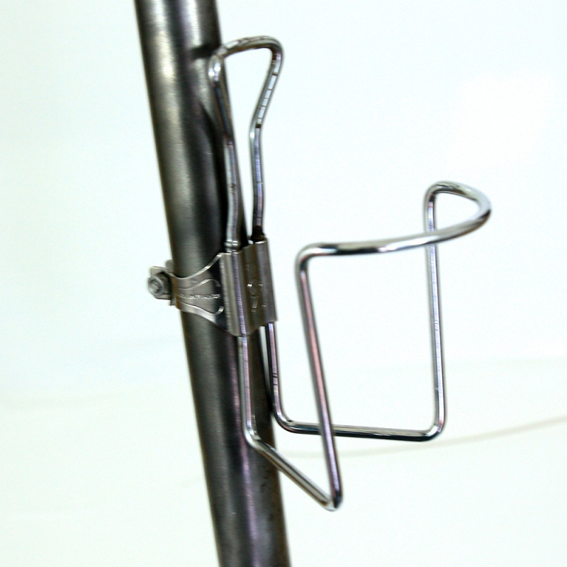 Bottle Cage T A With Clamp Cyclollector