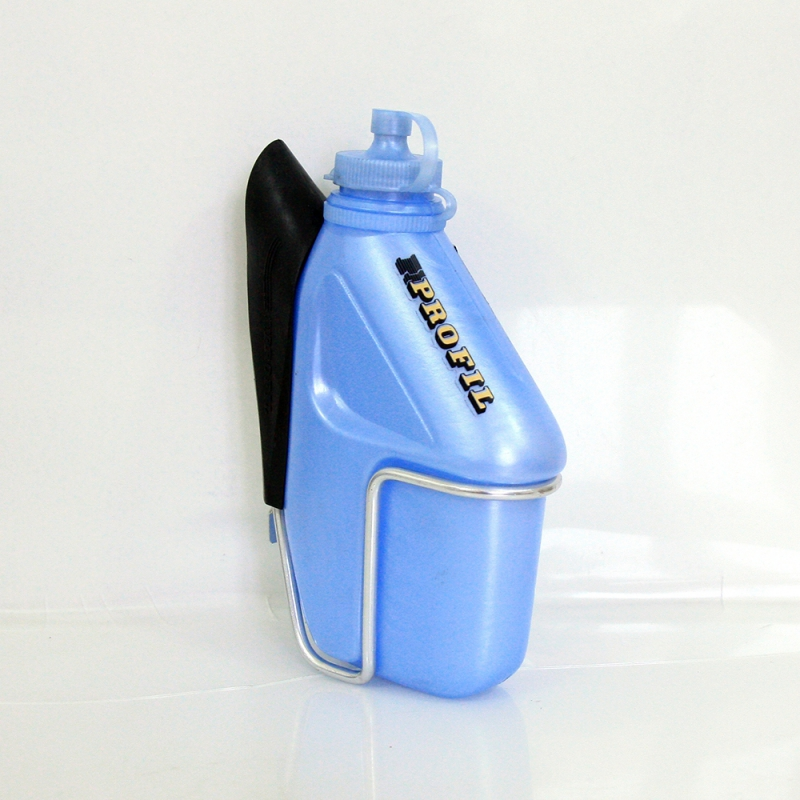 Blue Bottle cage and cage Cobra Profil