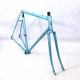 Blue Frame and Fork Lejeune Reynolds 531 Size 54