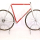 Red Frame & Forks Vitus 979 Size 58