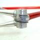 Cadre & fourche rouge Vitus 979 T58