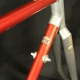Cadre & fourche rouge Vitus 979 T53