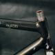 Black Frame & Forks Cannondale R400 Size 54