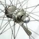 Mavic Open 4CD front wheel - Maillard hub