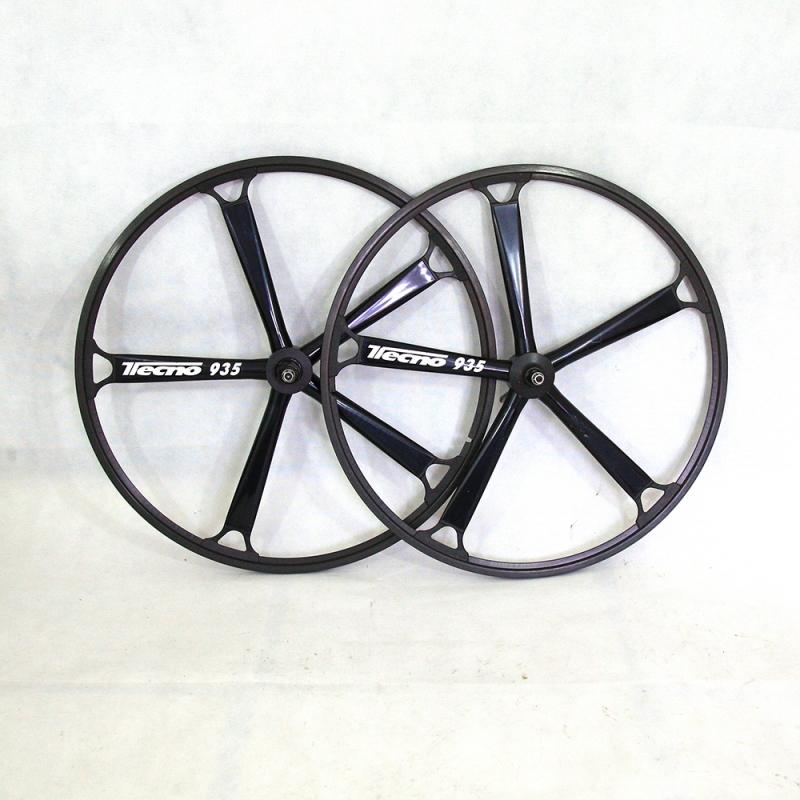 Gipiemme Tecno 935 Wheelset 5 spokes