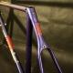 Blue Frame & Forks Time Helix equipe pro Size 55