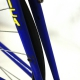 Blue Frame and Forks Mecacycle Turbo Bio-Technica Size 52