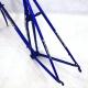 Cadre & fourche bleu Mecacycle Turbo Bio-Technica Vitus T52