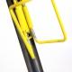 Porte bidon T.A. noir et jaune avec visserie