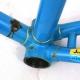 Blue Frame and Fork Motobecane Red Reynolds 531 Size 57,5