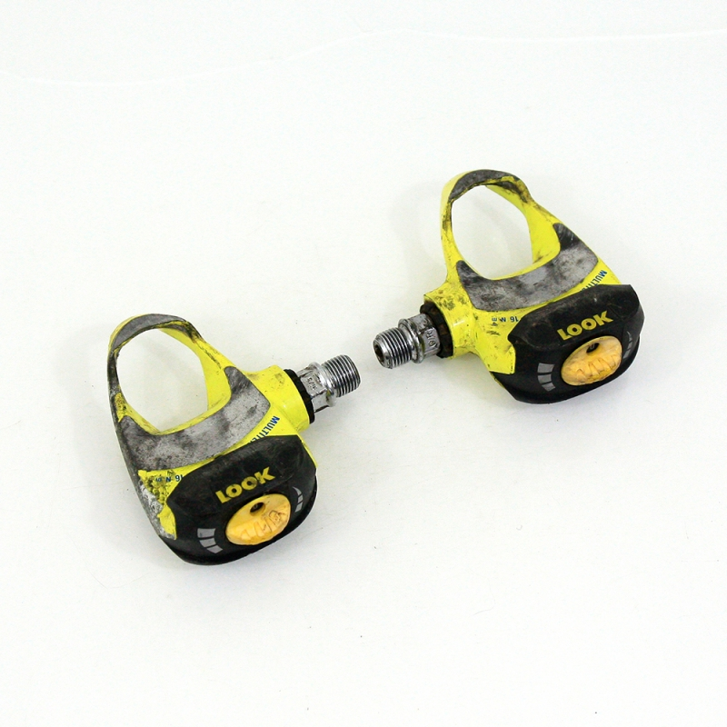 Yellow Look PP286 Pedals