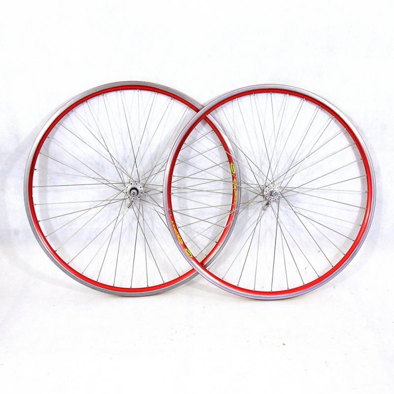 Mavic CXP33 Wheelset Mavic 501 hubs