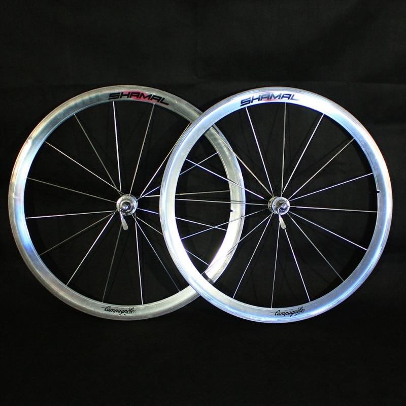 Tubular Campagnolo Shamal Wheelset