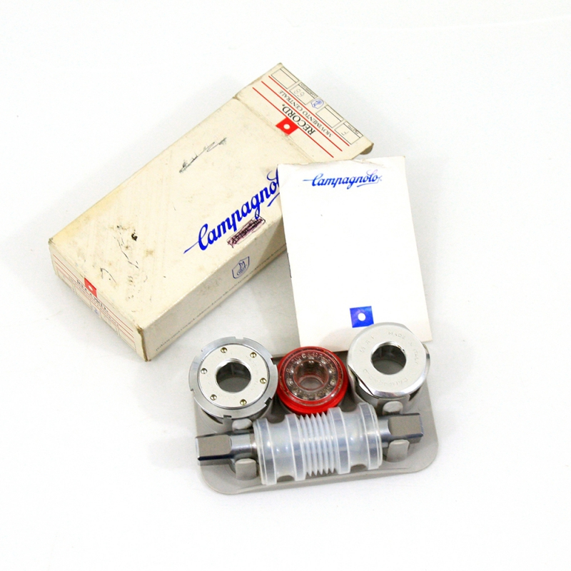 [ NOS ] Campagnolo C-Record Bottom bracket French cups