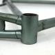 Cadre & fourche vert Lejeune en Durifort Taille 58.5