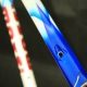 Blue and white frame Massi pro team Size 54