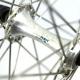 Mavic 196 front wheel - Shimano RSX HB-A410 Hub