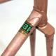 Cadre & fourche rose Gitane Sprint en Reynolds 531 Taille 54
