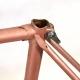 Pink Frame and Fork Gitane Sprint Reynolds 531 Size 54