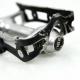 Spidel / Maillard 700 pedals Type RN Black