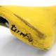 Yellow Selle Italia Turbo saddle