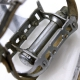 Notario Pedals - Christophe Toeclips and straps