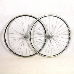 Wheelset Wolber TX Profil rims Campagnolo C-Record Hubs