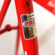 Red Frame & Forks Gios Compact Evolution Size 53