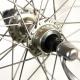 Paire de roue Mavic Open 4CD moyeux Shimano 600 Tricolor HB-6400