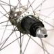 Mavic Open 4CD Sup Wheelset - Shimano 600 Tricolor HB-6400 hubs
