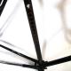 Black Frame and Fork Gitane Trophée Reynolds 531 Size 58.5