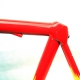 NOS Yellow and red Vitus 792 frame Size 54