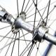 Rear Wheel Rigida DP18 Dark blue Sachs 7000 Hub