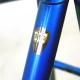Blue Frame and Forks Heny Sport Ishiwata Tubing tubes Size 54