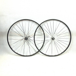 Paire de roue Ambrosio Crono moyeux Sachs Quartz