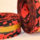 NOS Black and red Handlebar Tape