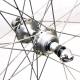 Paire de roue Mavic GP4 moyeux Campagnolo Record