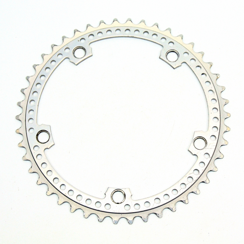 Drilled Chainring unknow brand 46T - 144 BCD