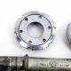 Campagnolo Croce d'Aune Bottom bracket - Stronglight Spindle