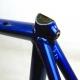 Cadre & fourche bleu Peugeot Team Line 5000 Taille 58