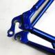 Blue Frame and Forks Peugeot Team Line 5000 Size 58