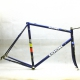 Blue Carbon Frame & Forks Look KG171 Size 57