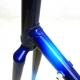 Blue frame and Forks Veneto Columbus Brain Size 59