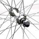 Paire de roue Mavic 192 moyeux Sachs Maillard