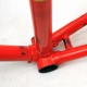 Cadre & fourche Rouge Raleigh Record Ace T58
