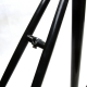 Black Gran Turismo Frame and Fork Jacques Bonnet Camus TL08 Size 56