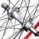 Paire de roue Ambrosio Balance moyeux Mavic 500 550D