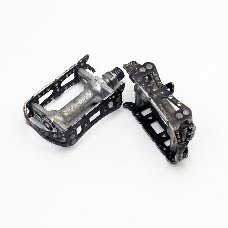 Pédales perforées Gipiemme Dual Sprint