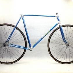 Blue Frame and Forks Alan Size 56